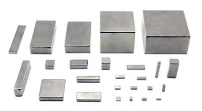 Rectangular Shape Magnets