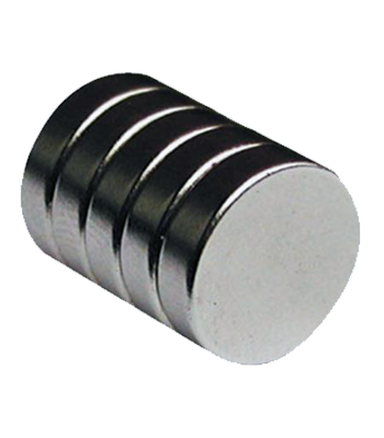 Neodymium-Iron-Boron ( Nd-Fe-B ) Disc Magnets